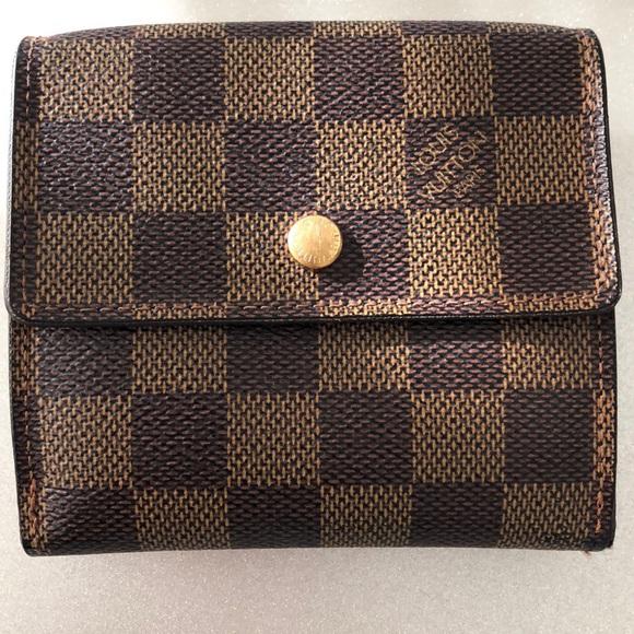 d736e18cf0d8 Louis Vuitton Handbags - Louis Vuitton DE Emilie Trifold Compact Wallet